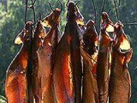 Подвешивание рыбы